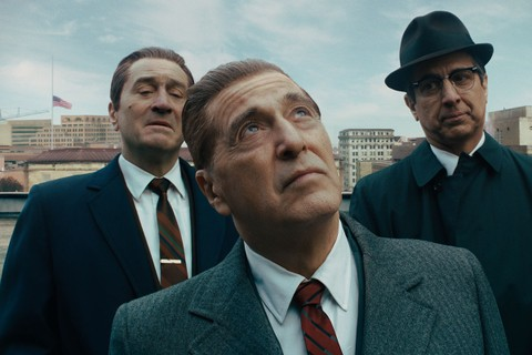 El soundtrack de «The Irishman» de Netflix: Listado completo de canciones