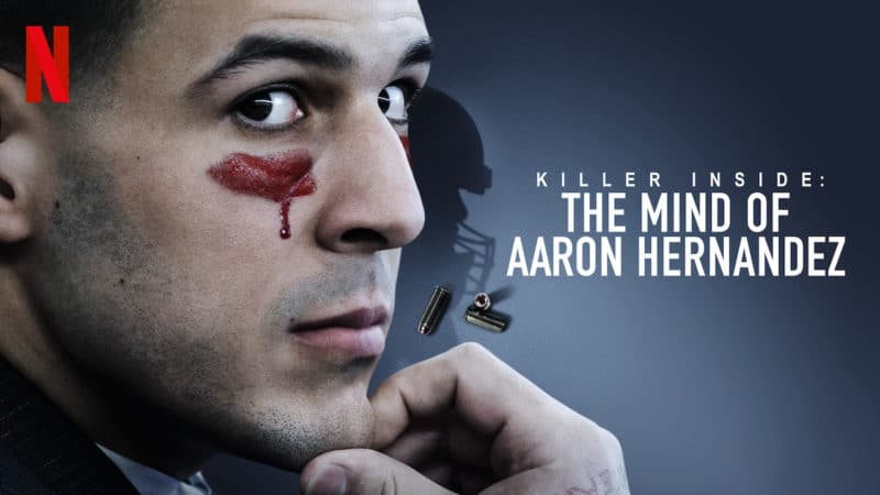 'Killer Inside: The Mind of Aaron Hernandez' llegará a Netflix en enero