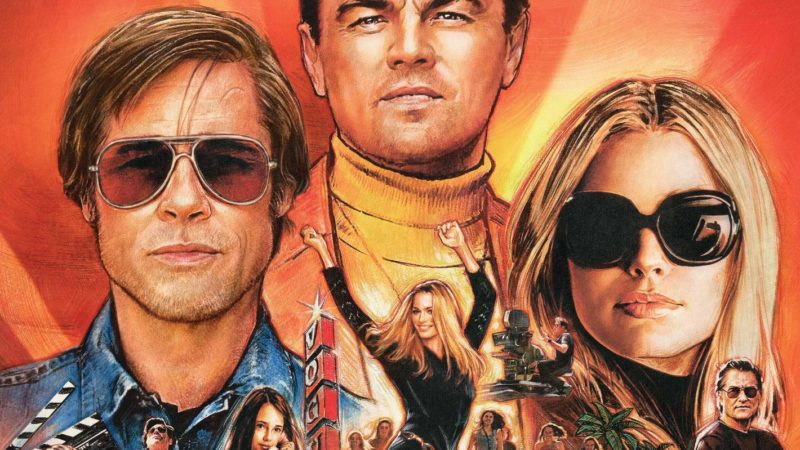 once upon a time in hollywood en netflix