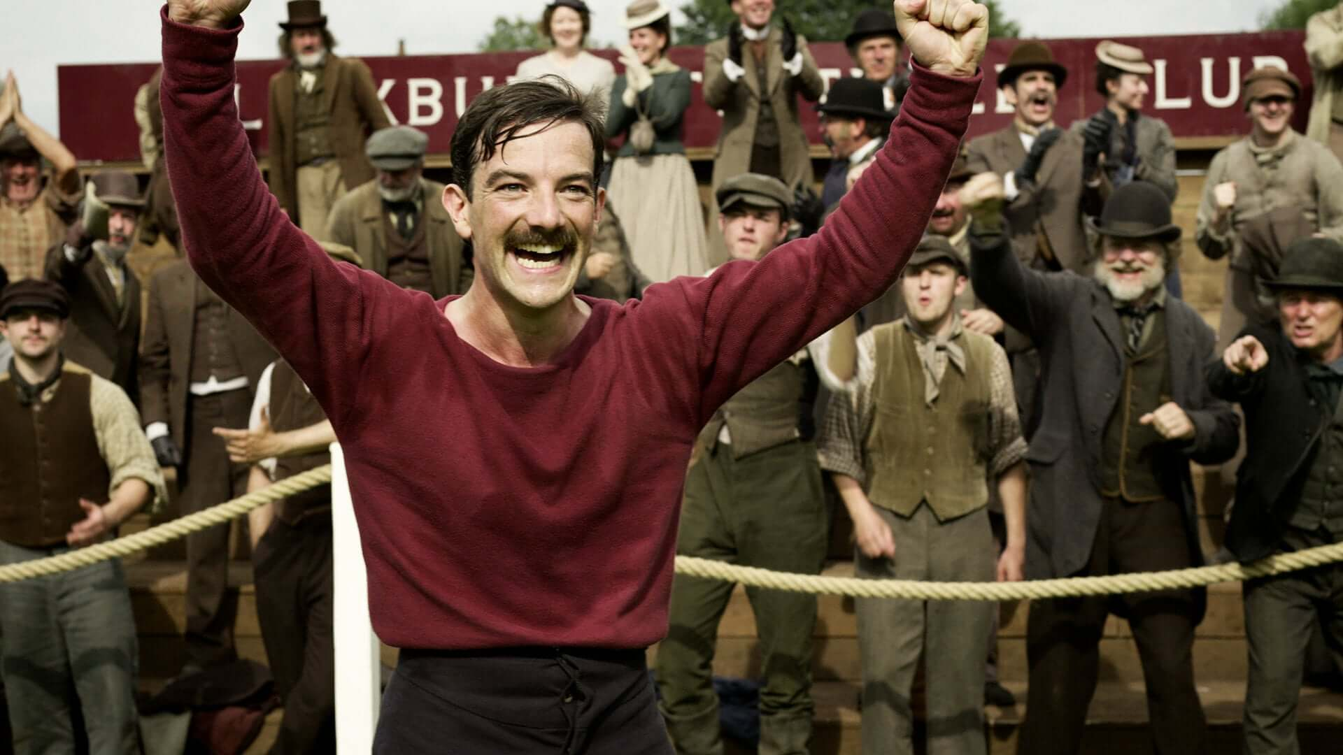 The English Game, la miniserie de futbol de Netflix