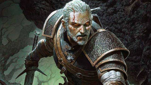 nightmare of the wolf pelicula animada the witcher netflix