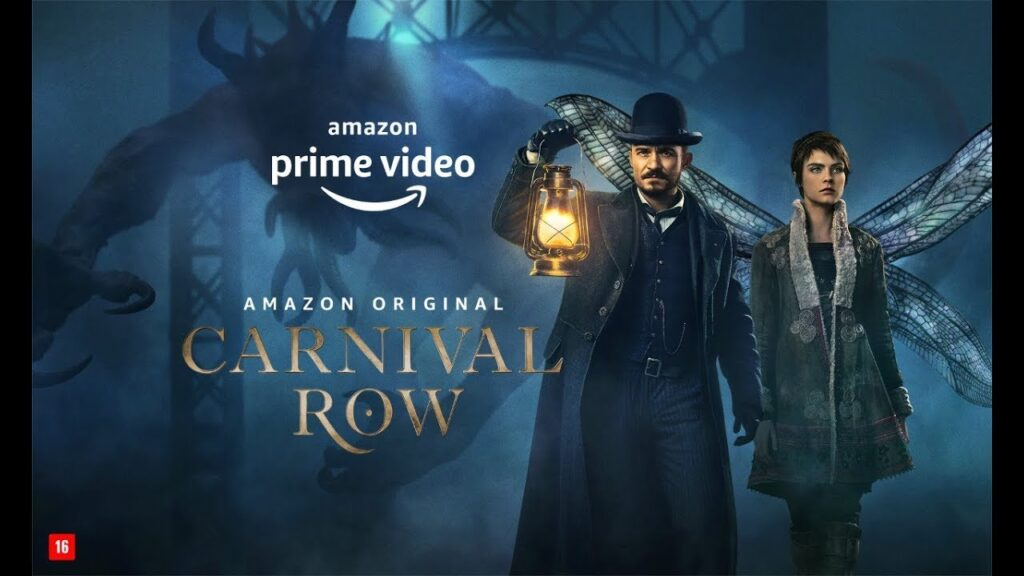 Carnival Row temporada 2 amazon prime