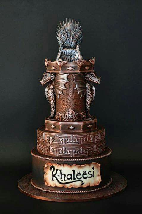 tarta de game of thrones