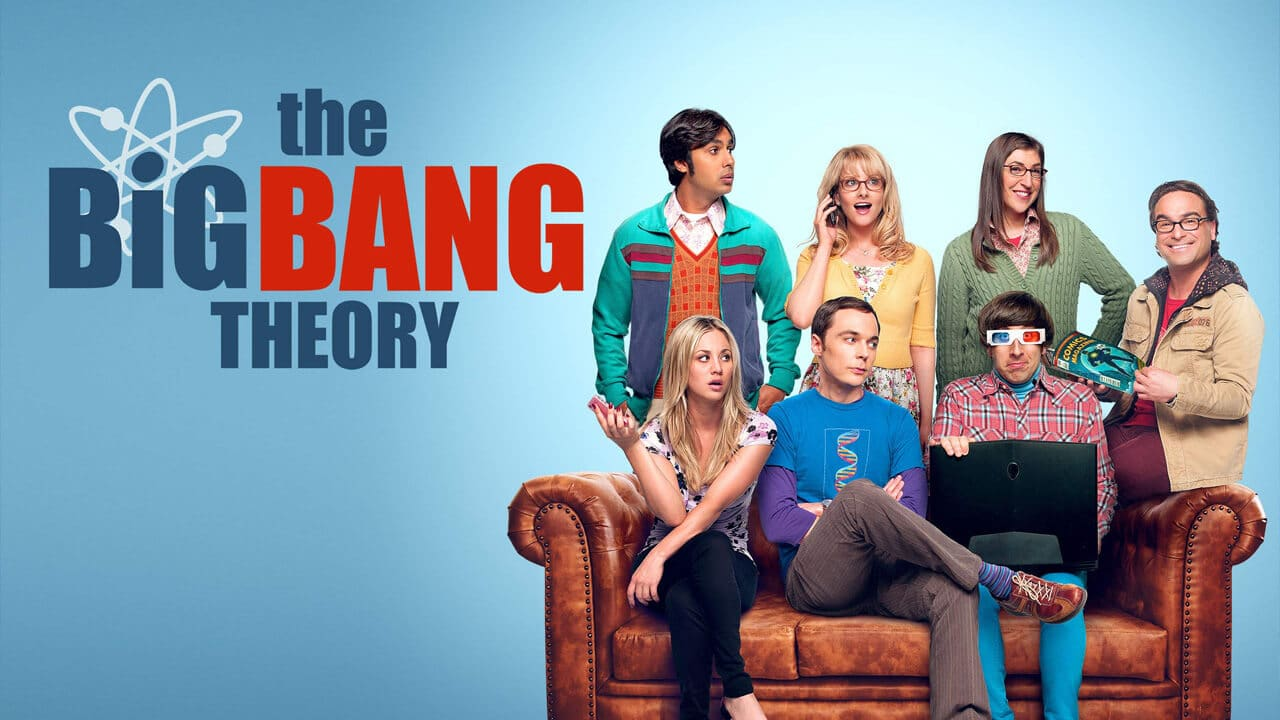 BigBang The Theory Netflix ¿Está disponible?