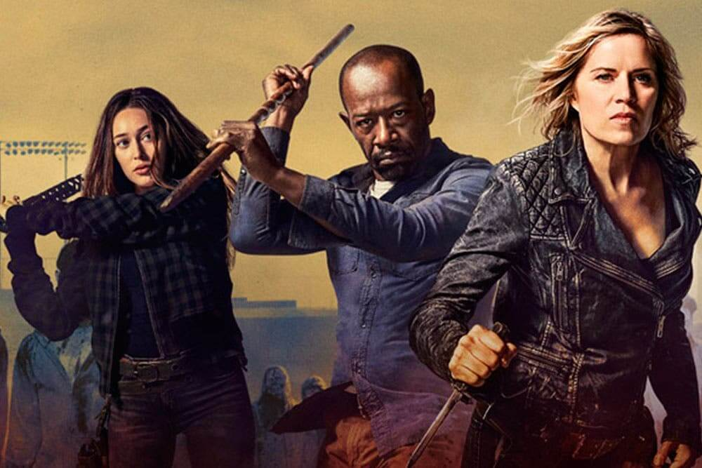 ¿Fear the Walking Dead está en Netflix?