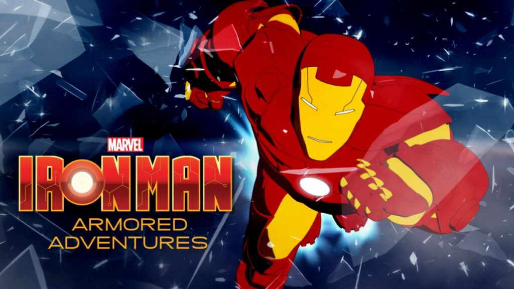 Iron Man – Armored Adventures